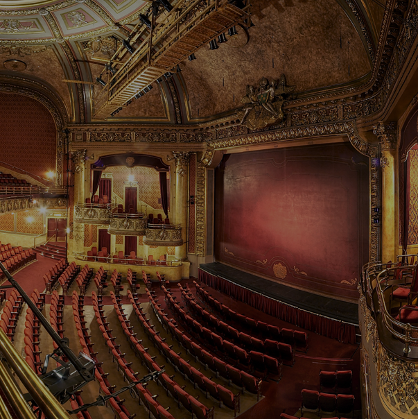 Elgin Theatre Auditorium