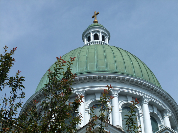 St Georges Cathedral 2011 Dome1