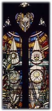 Champlain Brouage Stained Glass 02