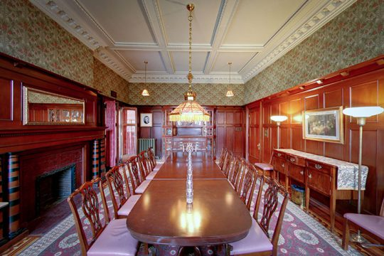 Coulson Room at George Brown House, Toronto