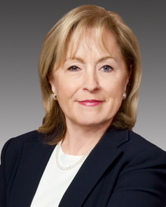 Madeleine Meilleur, Minister of Community Safety and Correctional Services, and the Minister Responsible for Francophone Affairs